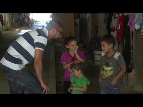 Lebanon: Syrian Refugees Living Underground