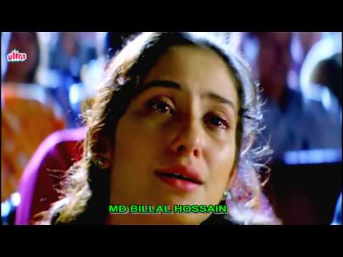 Chaha Hai Tujhko   Aamir Khan Manisha Koirala Mann Song   YouTube...