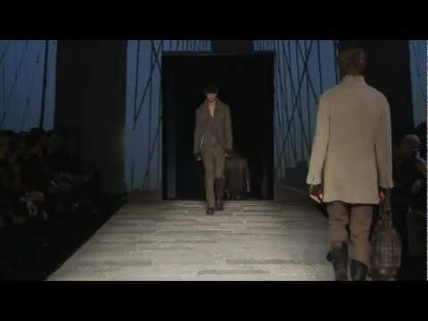John Varvatos Fall/Winter 2012 Fashion Show