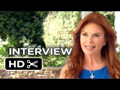 Son of God Interview - Roma Downey (2014) - Jesus Movie HD