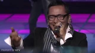 Download Lagu Isa Raja Feat Rindra & Ari - Begitu Indah | ALLCHESTRA PADI REBORN GTV 2017 Gratis STAFABAND