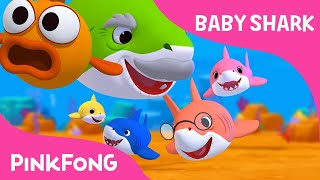 Baby Shark  Sing and Dance  Animal Songs  PINKFONG Songs for Children