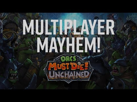 Orcs Must Die!: Unchained Review - Must Play Multiplayer Mayhem!