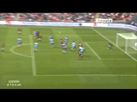 Manchester United 1-2 Manchester City By Smalling