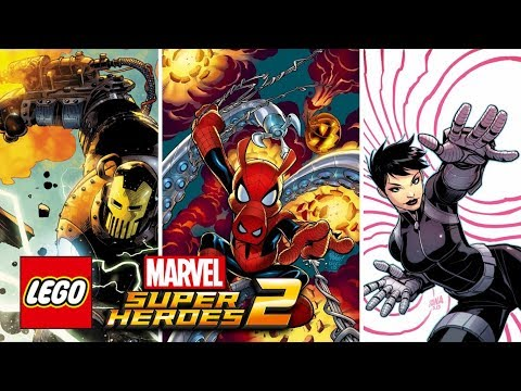 LEGO Marvel Super Heroes 2 - Spider-Ham. Quake. Darkhawk. Tactical Force and Vormund Confirmed!
