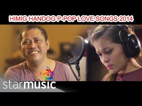KZ Tandingan - Mahal Ko o Mahal Ako (Official Recording Session with lyrics)