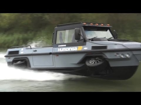 0 Gibbs Amphibious Vehicles