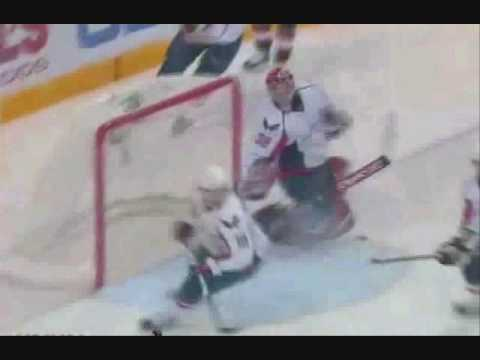 HOCKEY GOALIE SAVES 2 Video