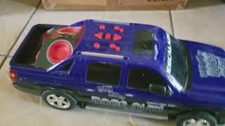 Speaker Modded: 2005 Toy State Road Rippers Cadillac Escalade EXT Street Poundin Sound