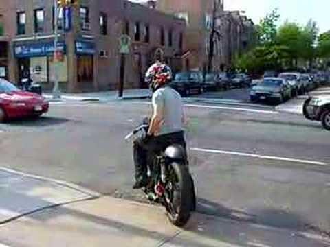 CB 450 Cafe Race Sidecar - YouTube