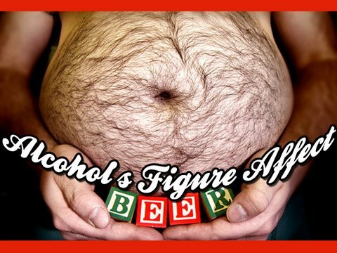 The Beer Belly: Alcohol & Sex Appeal (College Health Guru)