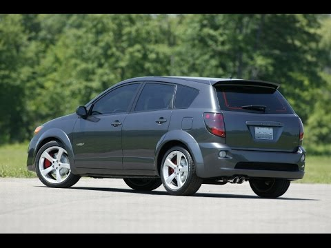 Auto Repairs - 2006 Pontiac Vibe - Broken Exhaust Flange Repair