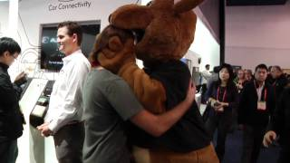 Nerding Out -  at CES 2012 - Part 1 w/ Davis - TGS
