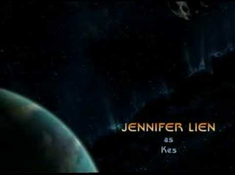 Star Trek Voyager Opening Sequence