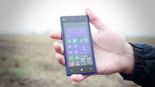 Обзор HTC Windows Phone 8X