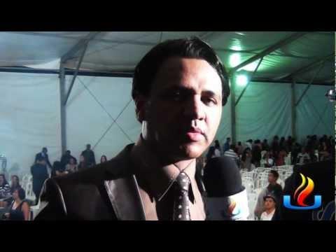 UMADEB 2012 - Dia 18-02 - Entrevista Pr. Josué Brandão