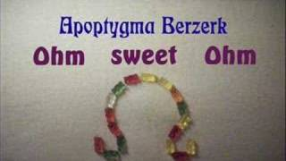 Watch Apoptygma Berzerk Ohm Sweet Ohm video