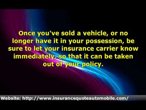 Auto Insurance Basics- What You Need To Know