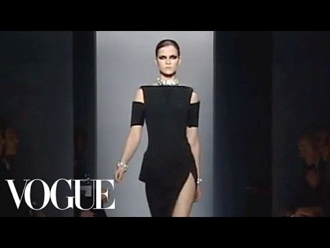 Fashion Show - Balenciaga: Fall 2008 Ready-to-Wear