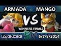 Super SWEET - Mango (Fox) Vs. Armada (Peach) - Winners Finals