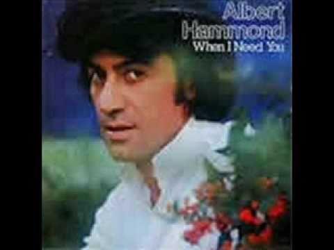 ALBERT HAMMOND - Esperame en el Cielo