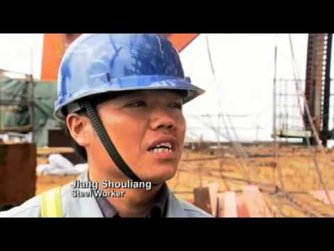 Shanghai World Financial Center Documentary