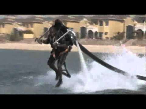 YouTube          new jetlev flyer video