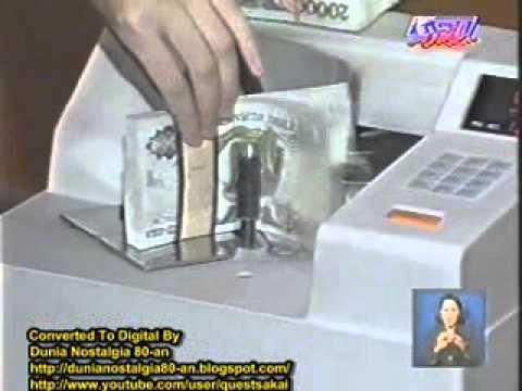 Seputar Indonesia Bank Yang Dilikuidasi Pemerintah 1 Nov 1997 video