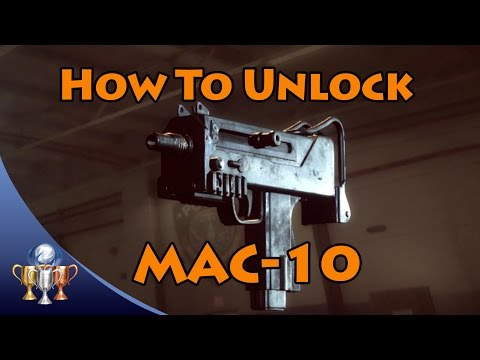 Battlefield Hardline - How to Unlock MAC-10 - Assignments & Camera Coins (Menz in the Hood)