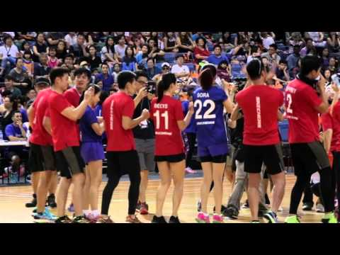 160312 The Celebrity Sports Day Part 1