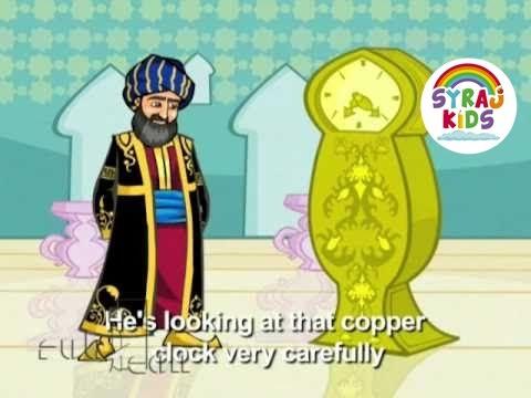 Free Kids Arabic Lesson 'a Journey Through Time' Educational Arabic Cartoon (english Subtitles) video