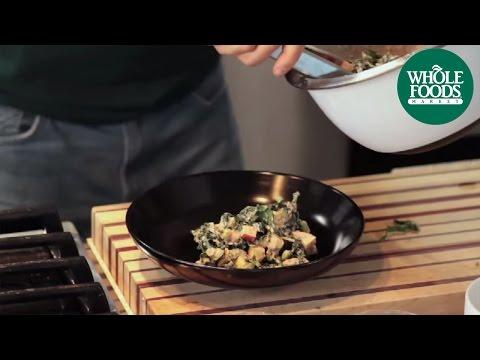 Kale Waldorf Salad: Health Starts Here™