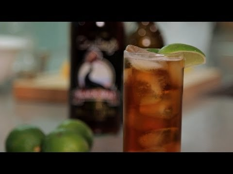 How to Make a Dark & Stormy | Cocktail Recipes