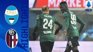 SPAL 1-3 Bologna | Barrow and Poli Score as Bologna Come Back to Win! | Serie A TIM