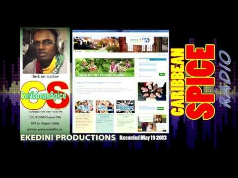 Caribbean Spice Radio May 19, 2013