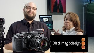 BSVP On-Site: Tech - Blackmagic Design Pocket Cinema Camera 4K