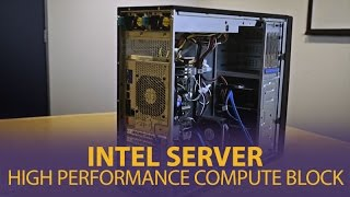 Intel Server - High Performance Computing Block