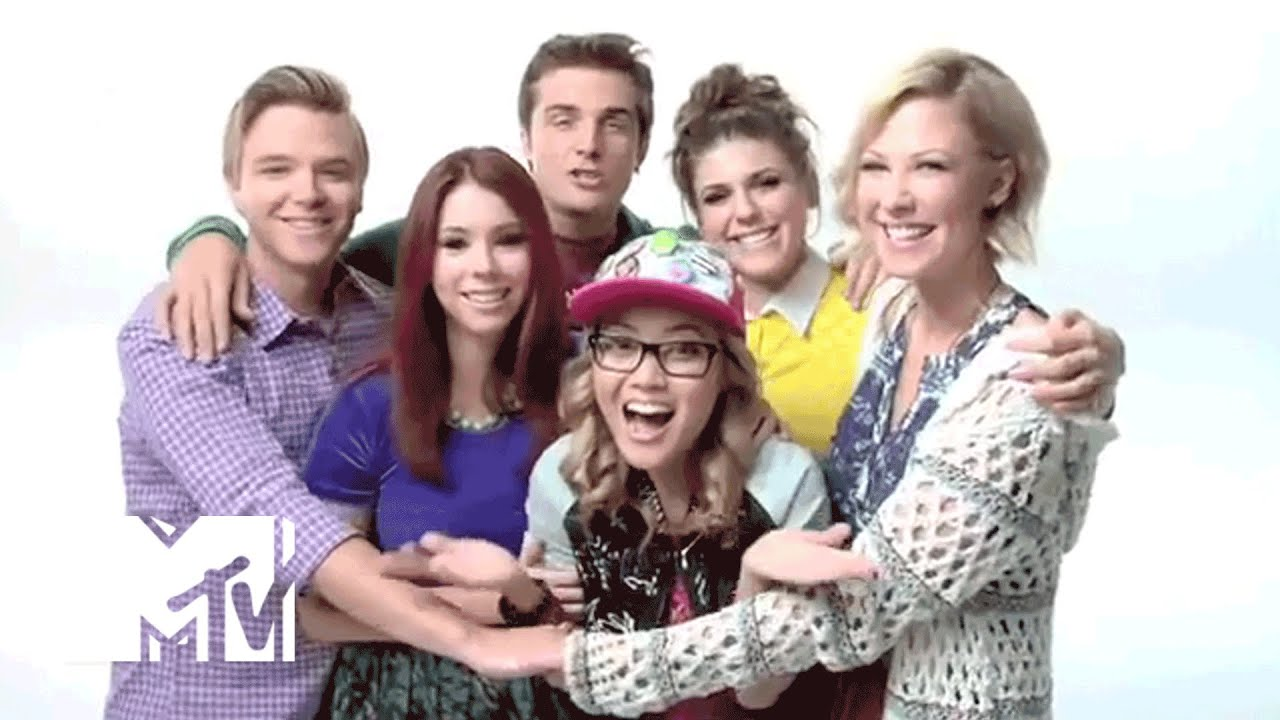 Awkward cast
