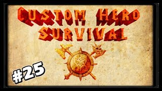 Warcraft 3 | Custom | Custom Hero Survival #25 | Crunchy ONLY