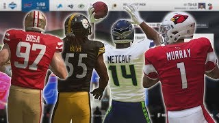 Would it be easy to win a SuperBowl with a team full of the new rookies? MADDEN MYTHBUSTERS
