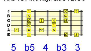 Guitar Scale Phrasing - Part 2 - Chromaticism