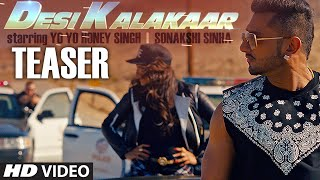 Honey Singh s back with Sonakshi Sinha in 'Desi Kalakaar'