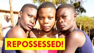 KAKAMEGA TWINS: Mum takes Melvis by FORCE after DNA