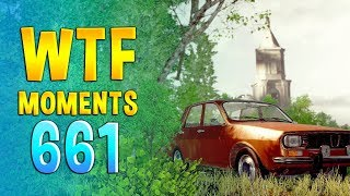 PUBG WTF Funny Daily Moments Highlights Ep 661