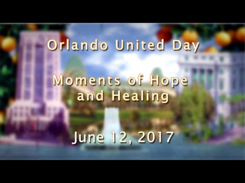 Pulse Nightclub Public Community Gathering Moments Of Hope And Healing