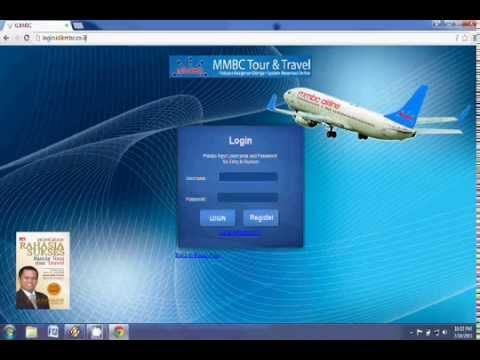 cara booking tiket pesawat di mmbc travel