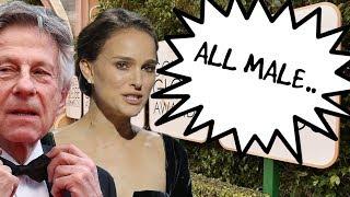 Natalie Portman is a Hypocritical C#nt!