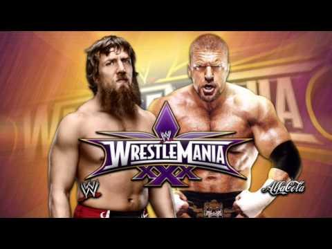 WWE: Daniel Bryan vs Triple H WrestleMania XXX Promo -