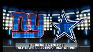 (NFL) New York Giants x Dallas Cowboys - (NFL) ESPN // AO VIVO
