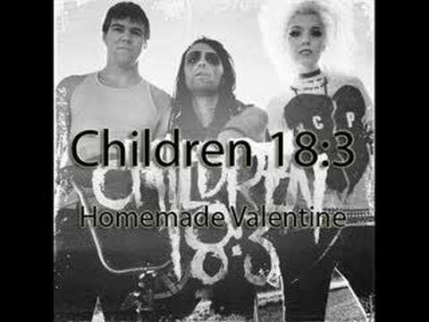 Children 18 3 - Homemade Valentine
